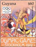 [Olympic Games - Athens, Greece, Typ IPP]