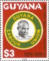 [The 60th Anniversary of Guyana Labour Union, Typ IQ]