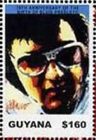 [The 30th Anniversary of the Death of Elvis Presley, 1935-1977, Typ IZV]