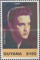 [The 30th Anniversary of the Death of Elvis Presley, 1935-1977, Typ IZY]