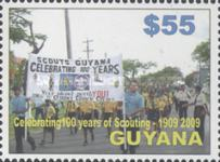 [The 100th Anniversary of Scouting, Typ JBQ]