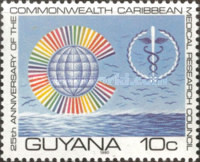 [The 25th Anniversary of Commonwealth Caribbean Medical Research Council, type JO]