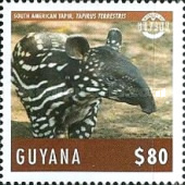 [Definitives - Birds & Animals, Typ JZO]