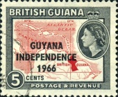 [British Guiana Postage Stamps Overprinted