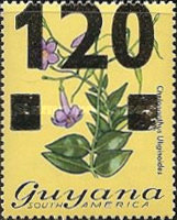 [Various Stamps Overprinted or Surcharged, Typ KR7]