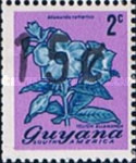 [Various Stamps Surcharged, Typ LU]