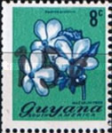 [Various Stamps Surcharged, Typ LV]