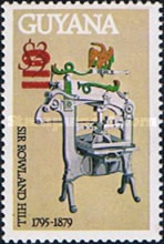 [Various Stamps Surcharged, Typ LX5]