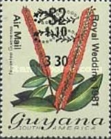 [Airmail - Previous Stamp Surcharged, Typ NC]