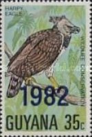 [Wildlife Protection - Issues of 1978 Overprinted