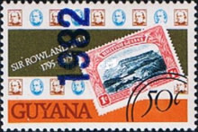 [Various Stamps Overprinted, Typ ON]