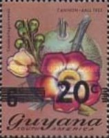 [Previous Stamps Surcharged, Typ PH]