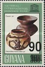 [National Heritage - Various Stamps Surcharged, Typ PK8]
