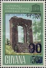 [National Heritage - Various Stamps Surcharged, Typ PM1]