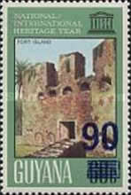 [National Heritage - Various Stamps Surcharged, Typ PM2]