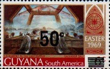 [Various Stamps Surcharged, Typ QK]