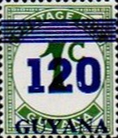 [Various Stamps Surcharged, Typ QR2]