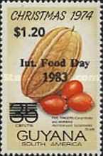 [Issue of 1974 Overprinted