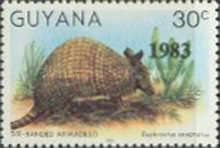 [Wildlife Protection - Various Stamps Overprinted or Surcharged, Typ RS]