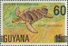 [Wildlife Protection - Various Stamps Overprinted or Surcharged, Typ RT]