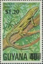 [Wildlife Protection - Various Stamps Overprinted or Surcharged, Typ RU]