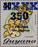 [Nature Protection - Various Stamps Overprinted