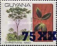 [World Forestry Conference - Various Stamps Surcharged, Typ TM]