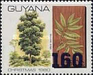 [World Forestry Conference - Various Stamps Surcharged, Typ TM1]