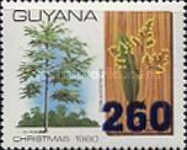 [World Forestry Conference - Various Stamps Surcharged, Typ TM2]