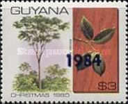 [World Forestry Conference - Various Stamps Surcharged, Typ TM3]