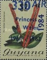 [Airmail - Various Stamps Surcharged, Typ TT3]