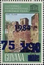 [The 60th Anniversary of International Chess Federation - Issue of 1983 Overprinted or Surcharged also, type UC]