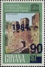 [The 60th Anniversary of International Chess Federation - Issue of 1983 Overprinted or Surcharged also, Typ UE]