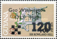 [Various Stamps Surcharged, Typ XA]