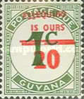 [Essequibo is Ours - Postage Due Stamps Surcharged, Typ XAC]