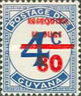 [Essequibo is Ours - Postage Due Stamps Surcharged, Typ XAH]