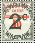 [Essequibo is Ours - Postage Due Stamps Surcharged, Serif Surcharge, Typ XAI]