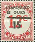 [Essequibo is Ours - Postage Due Stamps Surcharged, Serif Surcharge, Typ XAJ]