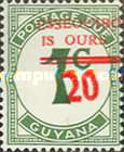 [Essequibo is Ours - Postage Due Stamps Surcharged, Serif Surcharge, Typ XAK]