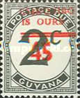 [Essequibo is Ours - Postage Due Stamps Surcharged, Serif Surcharge, Typ XAL]