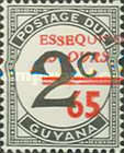 [Essequibo is Ours - Postage Due Stamps Surcharged, Serif Surcharge, Typ XAN]