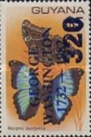 [Various Stamps Surcharged, Typ XC]