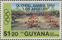 [Olympic Games - Los Angeles, USA, Typ XD]