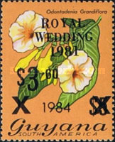 [Previous Stamps Overprinted, Typ XH]
