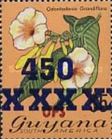 [Various Stamps Surcharged, Typ XN]