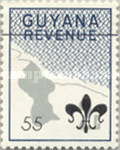 [Revenue Stamp and Various Stamps Surcharged, Typ YP]