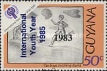 [Various Stamps Overprinted
