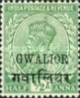 [King George V, 1865-1936 - India Postage Stamps Overprinted, type D1]