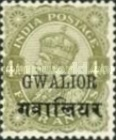 [King George V, 1865-1936 - India Postage Stamps Overprinted, type D5]