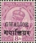 [King George V, 1865-1936 - India Postage Stamps Overprinted, type D7]